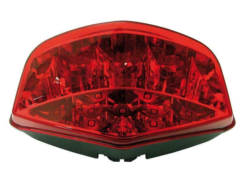 Feu arrière BIHR LED avec clignotants intégrés Ducati Monster 696/796/1100