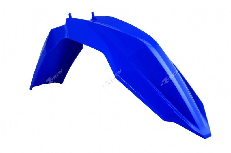 Garde-boue avant RACETECH bleu Husaberg TE125/250/300