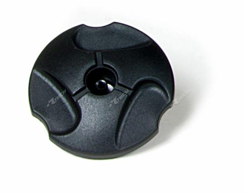 Bouchon réservoir RACETECH Revolution noir Yamaha