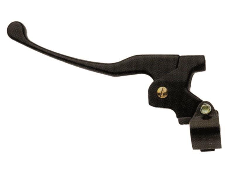 Levier d'embrayage complet DOMINO noir Aprilia Amico 50/SR 50
