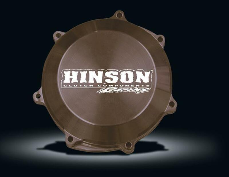 Couvercle de carter d'embrayage HINSON Honda CRF450X