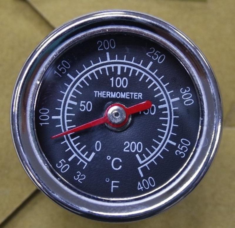 Jauge de température d'huile V PARTS Ø 24x3x78