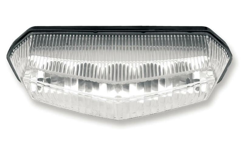 Feu arrière avec clignotants intégrés V PARTS X-Force LED