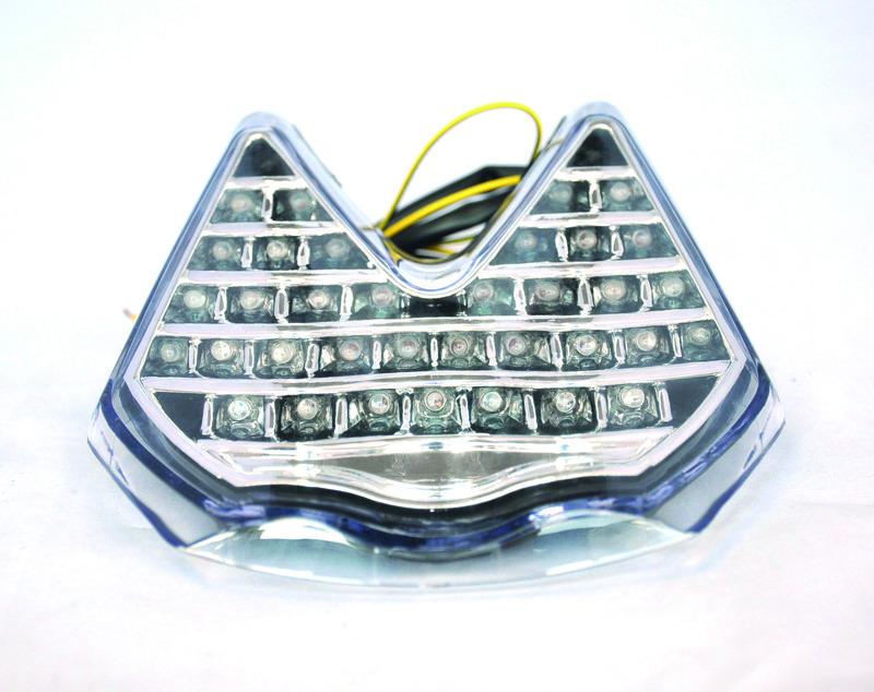 Feu arrière BIHR LED avec clignotants intégrés KTM 690 Duke
