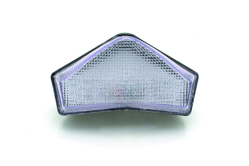 Feu arrière BIHR LED avec clignotants intégrés Triumph SPEED TRIPLE 1050/SPRINT ST 1050