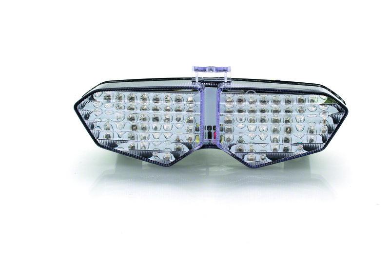 Feu arrière BIHR LED clignotants intégrés Yamaha R6