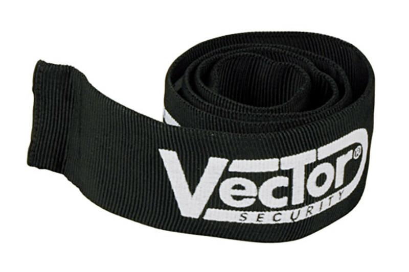 Gaine de chaîne VECTOR avec logo Ø14mm/1,50m