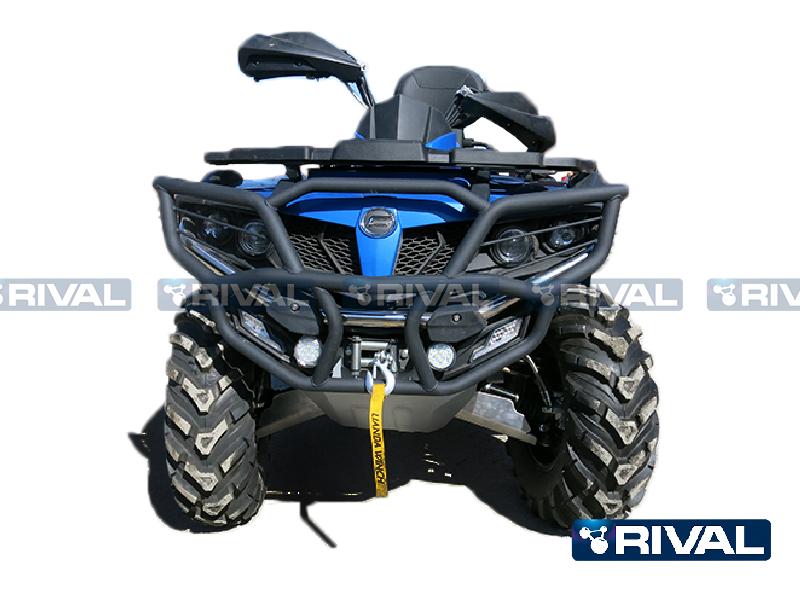 Pare-choc avant RIVAL - CF Moto CForce 500/X5