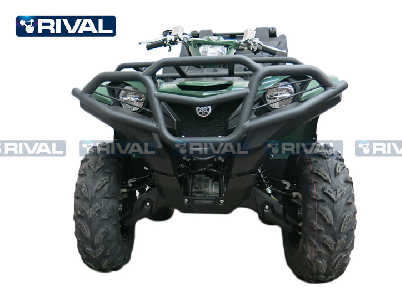 Pare-choc avant RIVAL - Yamaha Grizzly 700