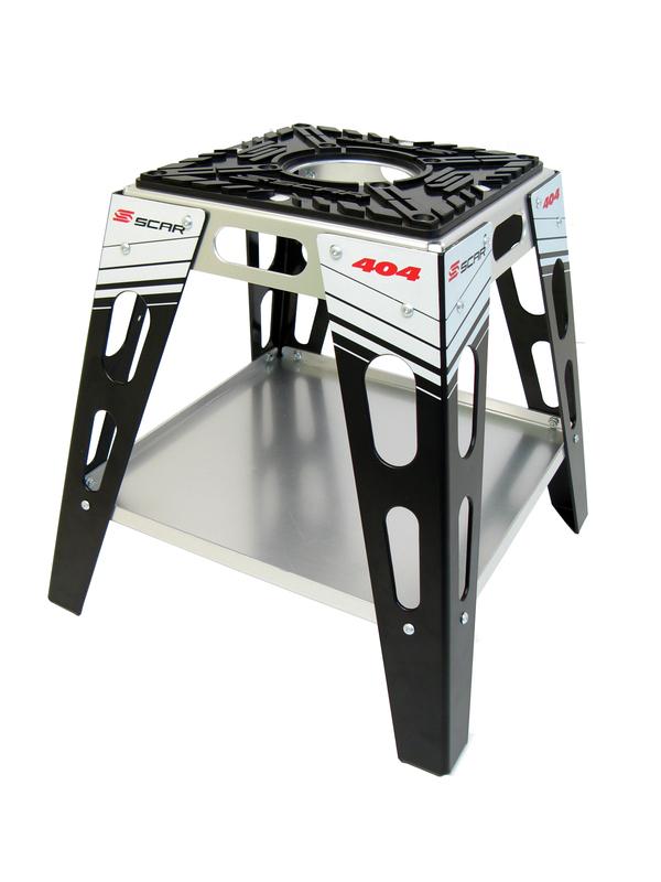 Stand MX404 aluminium SCAR