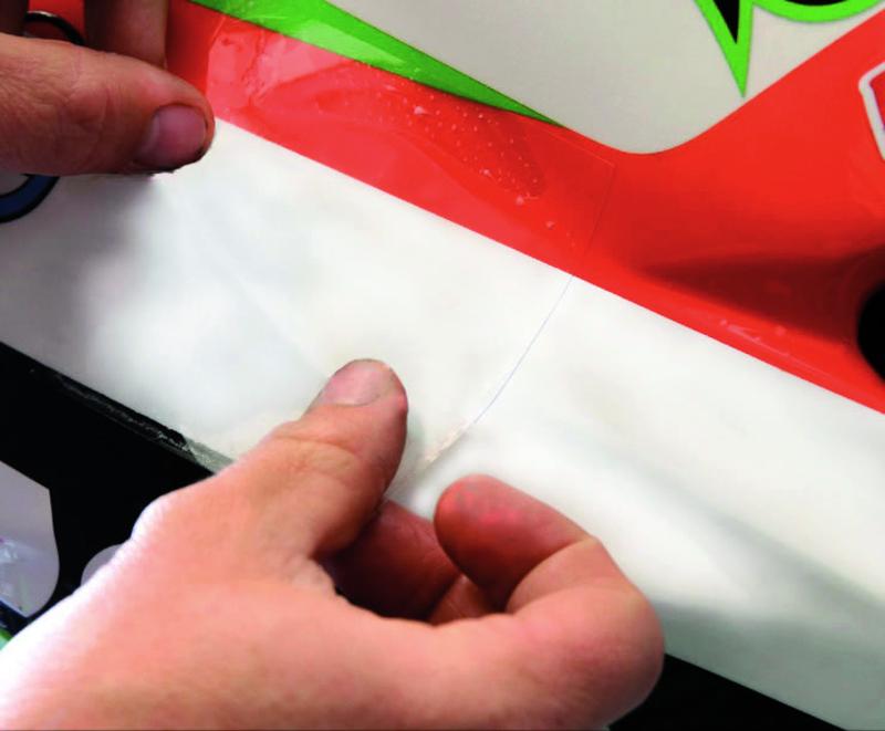 Seconde peau R&G RACING transparent Ducati 1260 Multistrada Pikes Peak