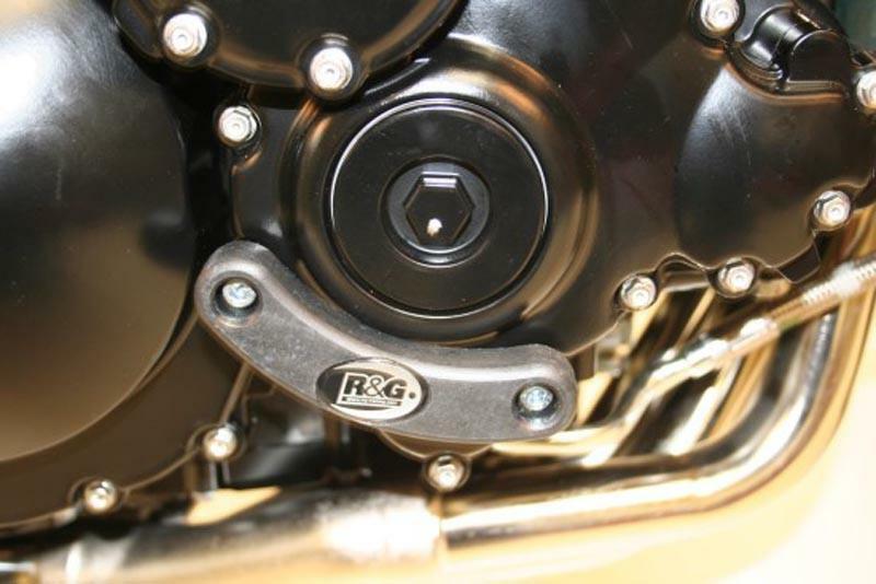 Slider moteur droit pour Speed Triple 1050 '05-08