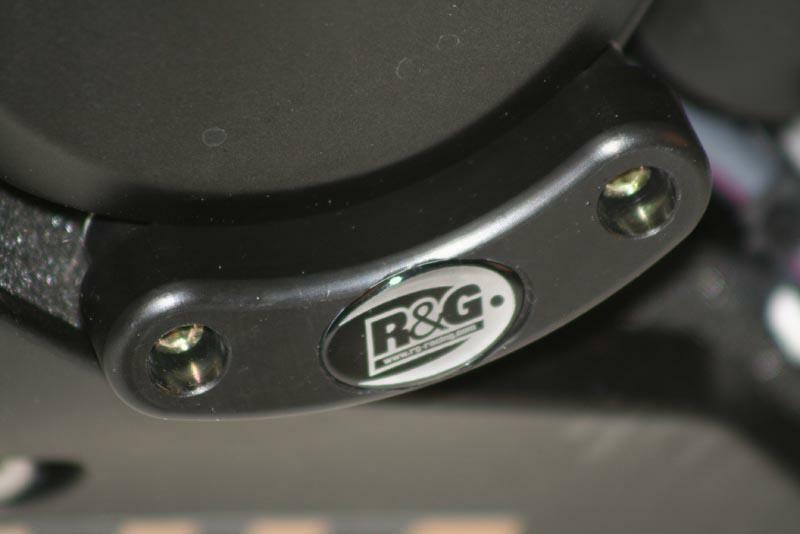 Slider moteur droit pour YZF-R6 08-09