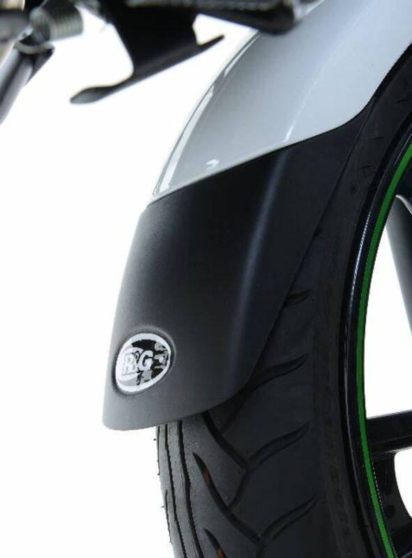 Extension de garde-boue avant R&G RACING noir Yamaha MT-09