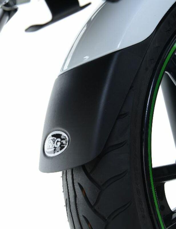 Extension de garde-boue avant R&G RACING noir Yamaha XSR700