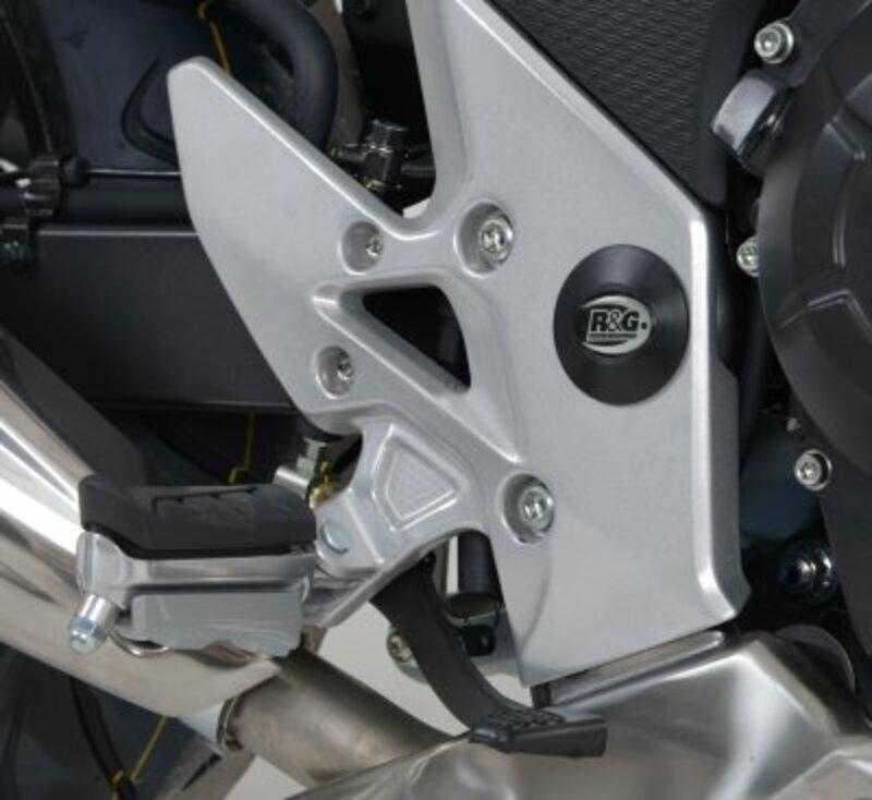 Kit inserts de cadre R&G RACING Honda CB500 R/X/F