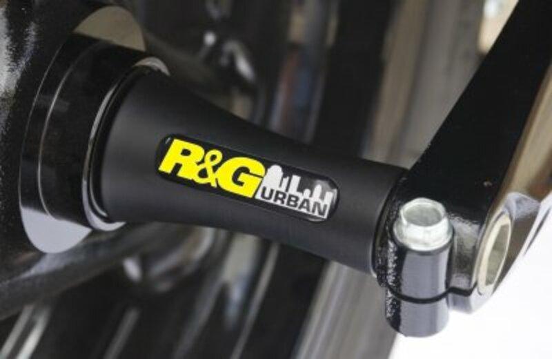 Cache moyeu arrière R&G RACING Yamaha T-Max 500
