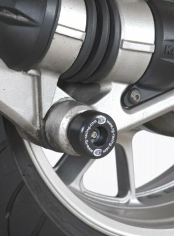 Protection de bras oscillant gauche R&G RACING noir Kawasaki GTR1400