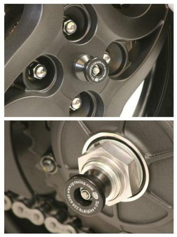 Protection de bras oscillant R&G RACING pour CB1000R 08-09