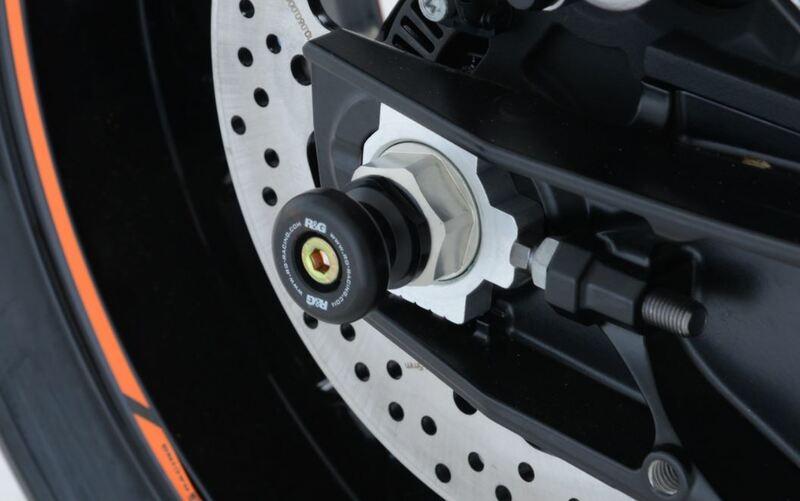 Protection de bras oscillant R&G RACING noir KTM 790 Duke