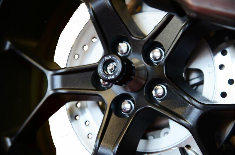 Protection de bras oscillant R&G RACING noir Honda CB1000R