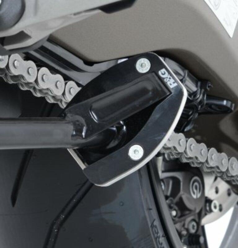 Patin de béquille R&G RACING - Ducati monster 1200/S