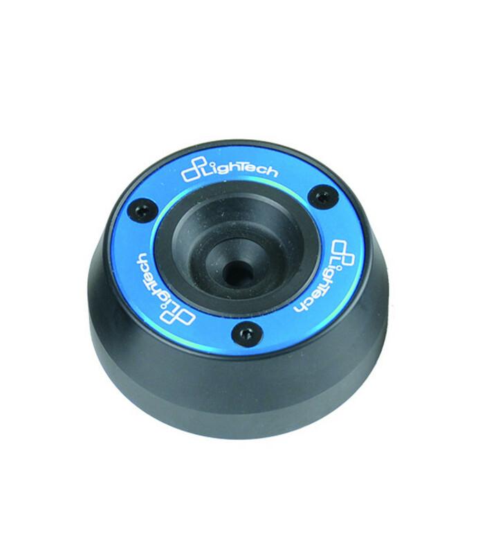 Protections fourche et bras oscillant (axe de roue) LIGHTECH Cobalt Honda CBR600RR - ARKA101COB