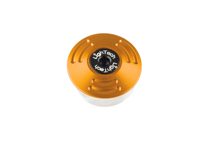 Protection axe de roue LIGHTECH Ø extérieur 27 - Ø intérieur 22-23,5 or