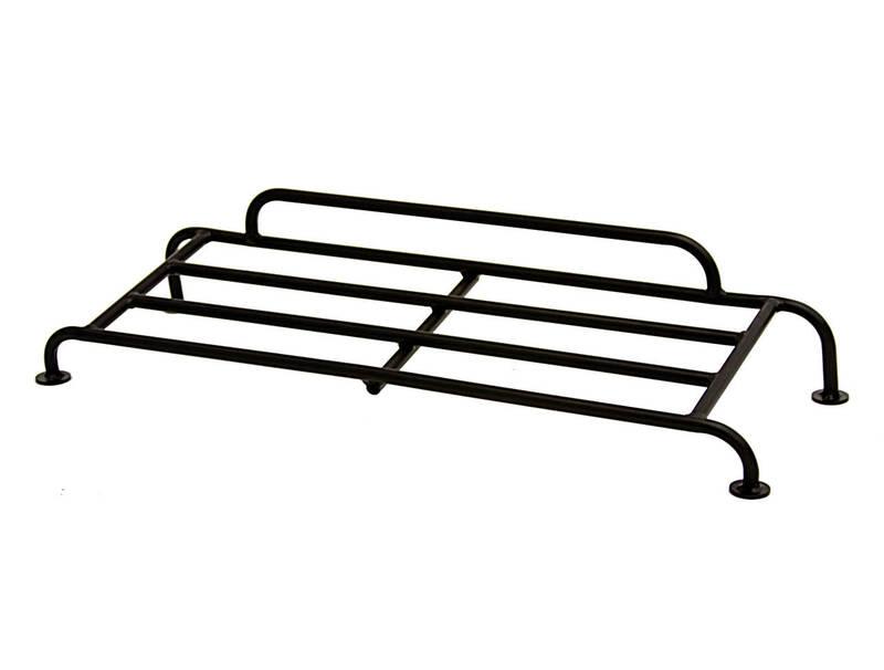 Porte-bagages Kolpin noir mat pour coffre Kolpin Rando KL2059