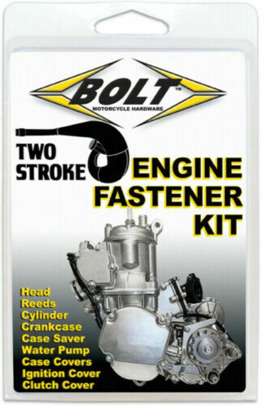 Kit vis moteur BOLT Honda CR125R