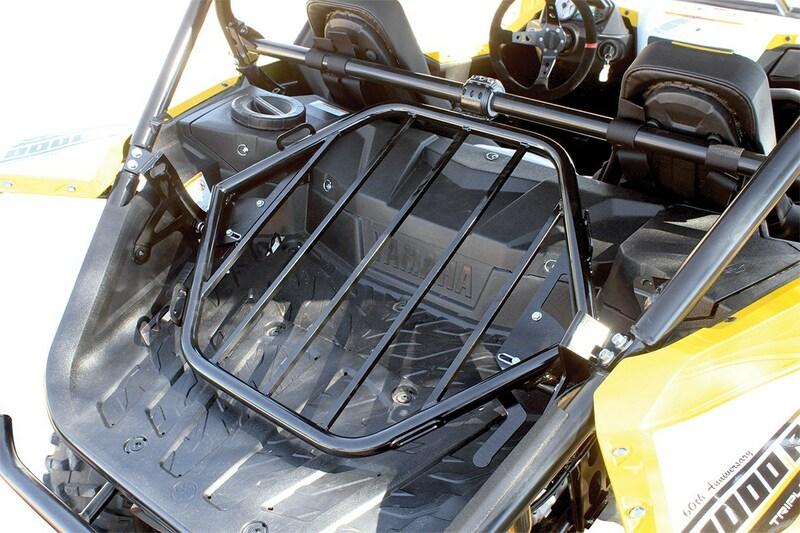 Support charge DRAGONFIRE RacePace amovible noir Yamaha YXZ1000R/SE
