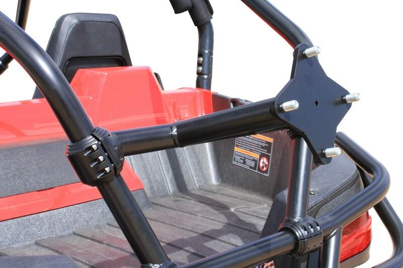 Support roue DRAGONFIRE noir Arctic Cat Wildcat
