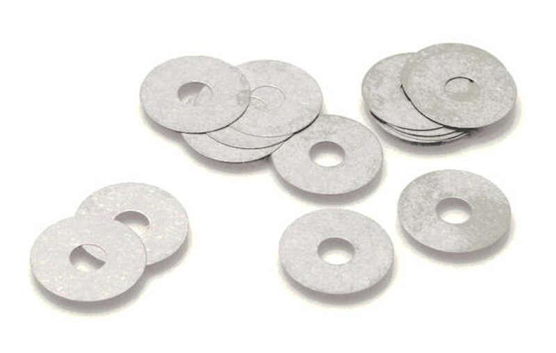 Clapets de suspension INNTECK 12x31x0,20 - x10