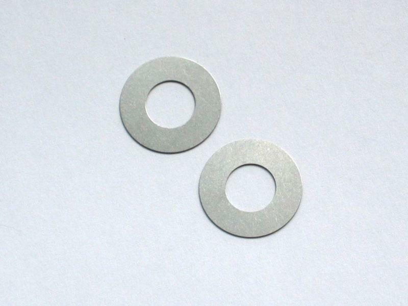 Clapets de suspension KAYABA 6x21x0.114 - x10