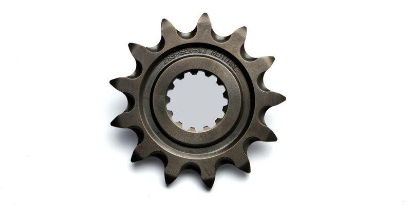 Pignon RENTHAL acier anti-boue 257 - 428