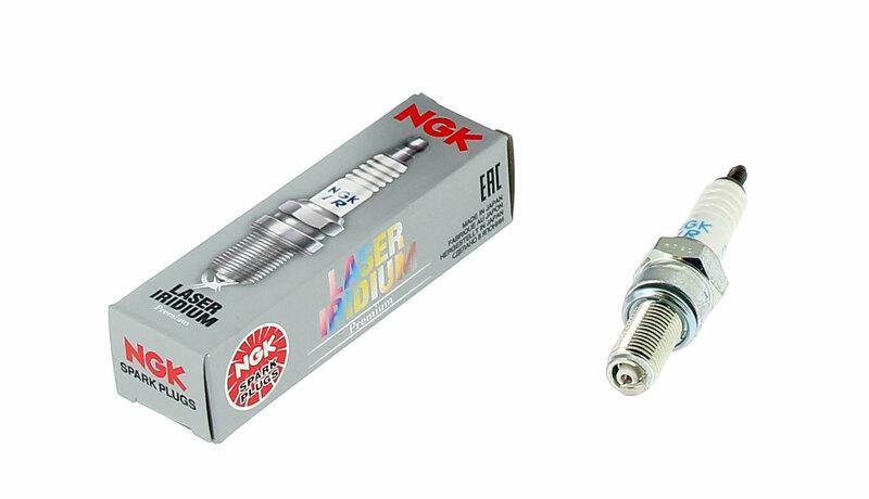 Bougie NGK Laser Iridium - LKAR8BI9