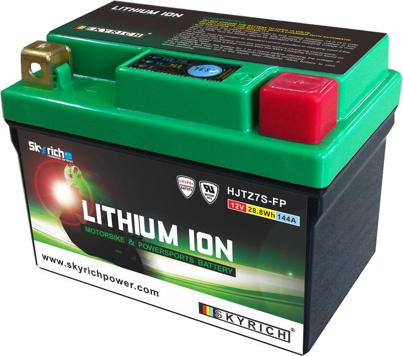 Batterie SKYRICH Lithium-Ion - LTZ7S
