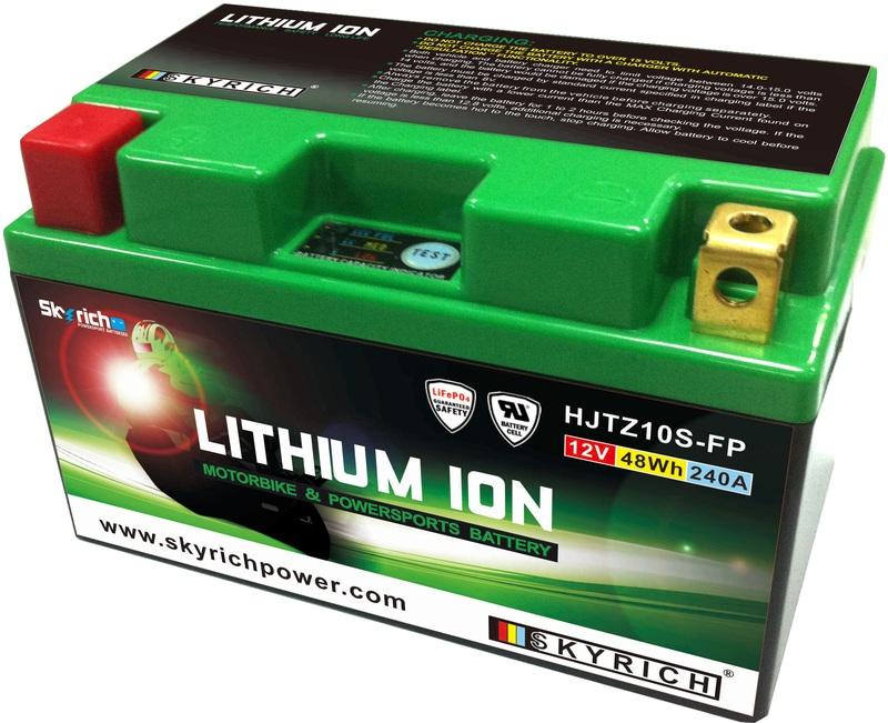 Batterie SKYRICH Lithium-Ion - LTZ10S