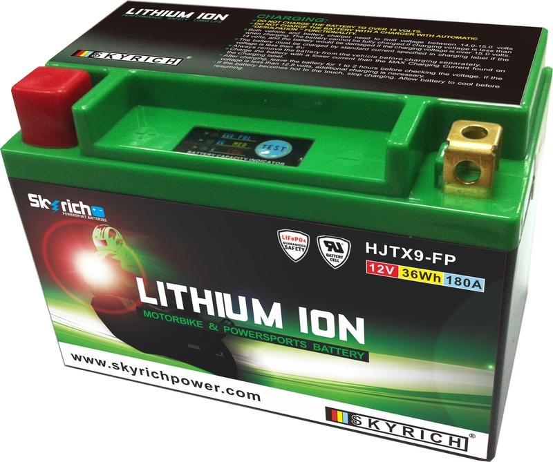 Batterie SKYRICH Lithium-Ion - LTX9