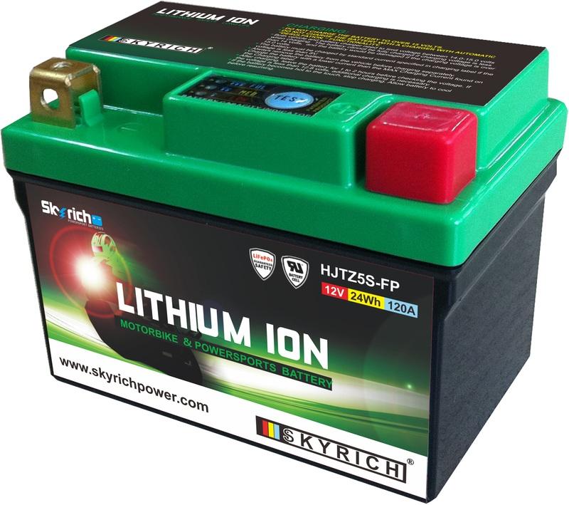 Batterie SKYRICH Lithium-Ion - LTZ5S