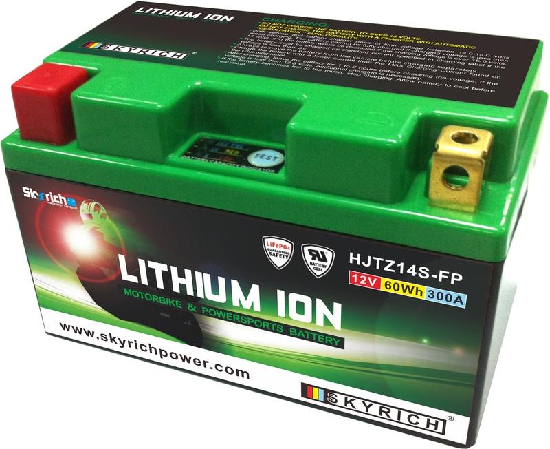 Batterie SKYRICH Lithium-Ion - LTZ14S