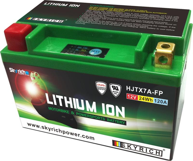 Batterie SKYRICH Lithium-Ion - LTX7A