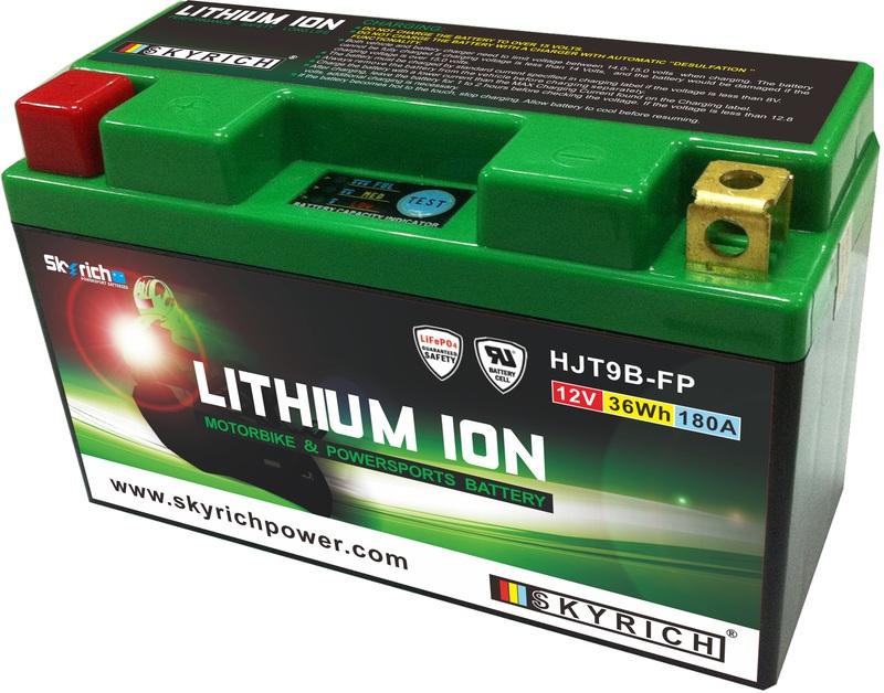 Batterie SKYRICH Lithium-Ion - LT9B