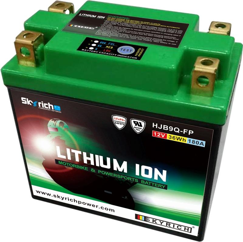 Batterie SKYRICH Lithium-Ion - LIB9