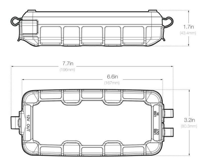 Booster de batterie lithium NOCO GB20 12V 400A
