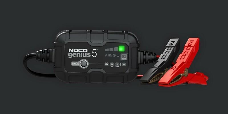 Chargeur de batterie intelligent NOCO Genius 6/12V 5A