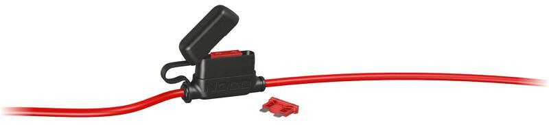 Câble chargeur de batterie cosses à œillet 60cm NOCO X-Connect