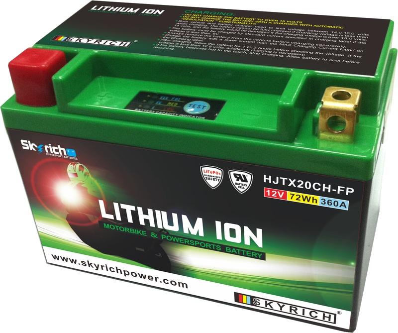 Batterie SKYRICH Lithium-Ion - LTX20CH