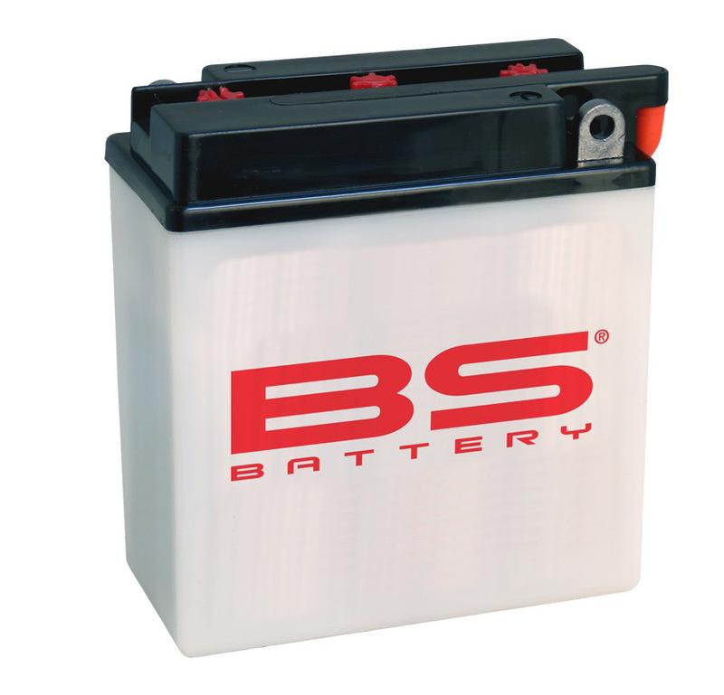 Batterie BS BATTERY conventionnelle sans pack acide - 6N11-2D