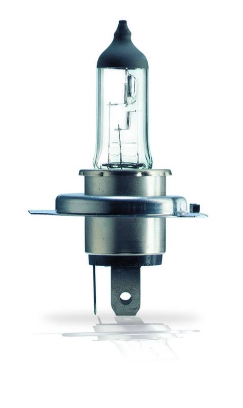 Ampoule PHILIPS H4 Vision Moto 12V/60/55W - x1